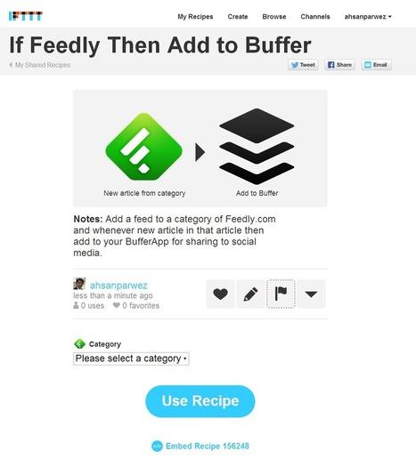 Automatically Share New WordPress Posts To Your Social Accounts - WPExplorer   ressources-tutoriels-numériques   Scoop.it