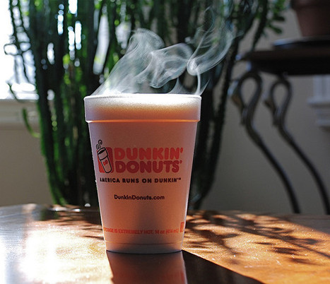 Dunkin' Donuts to Phase Out Foam Cups - Earth911.com | Sustain Our Earth | Scoop.it