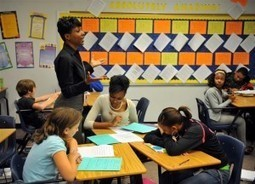 """Georgia teachers: Prefer to be judged on student work rather than on student test scores or surveys 