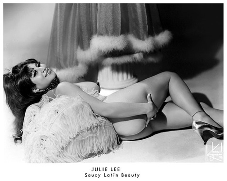 Julie Lee aka  The Saucy Latin Beauty | Sex History | Scoop.it