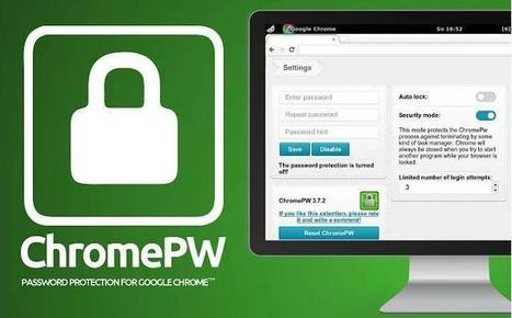 ChromePW: Prevent Others From Using Your Chrome Personal Data | Life @ Work | Scoop.it