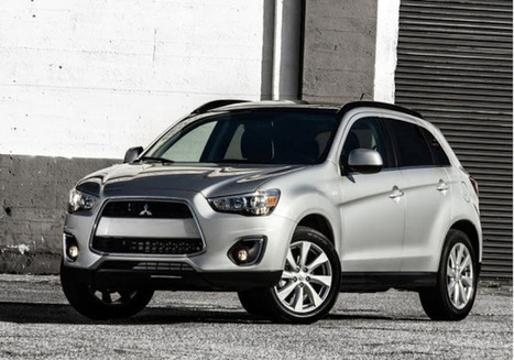 New Mitsubishi Outlander Sport 2014 | MyCarzilla | Super cars News | Scoop.it