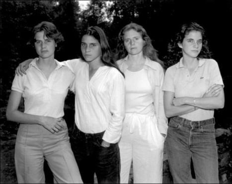Photographie : 36 ans dans la vie de quatre soeurs - Rue89 | imagine | Scoop.it