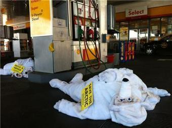 Greenpeace Activists Shut Down 77 Shell Gas Stations in Day of Action | The Financial Activist | Scoop.it