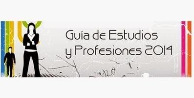 ORIENTACIÓN Y EDUCACIÓN - MADRID: Guías de estudios y profesiones 2014 en la Comunidad de Madrid | Orientación y Convivencia Educativa | Scoop.it