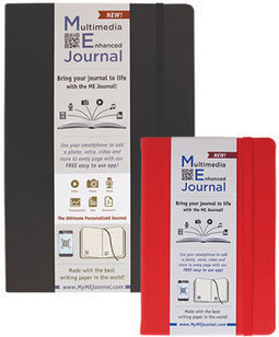 Multimedia Enhanced Journal App | ME Journal App | Connecting Digital Files to your Handwritten Notes | Internet Tools for Language Learning | Scoop.it