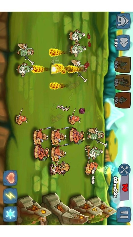New Android Game App - Tribal Defense Tower War | Do's and Dont's of Mobile App Marketing | Scoop.it