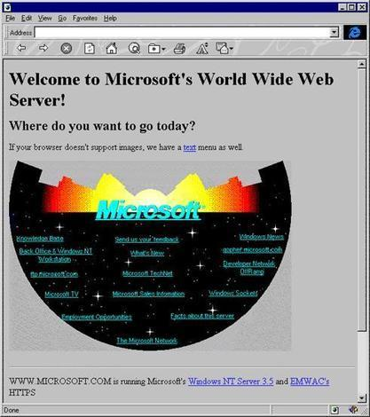 Microsoft Lets You Reminisce the 90s | Gizmo Beast | gadgets and technology | Scoop.it
