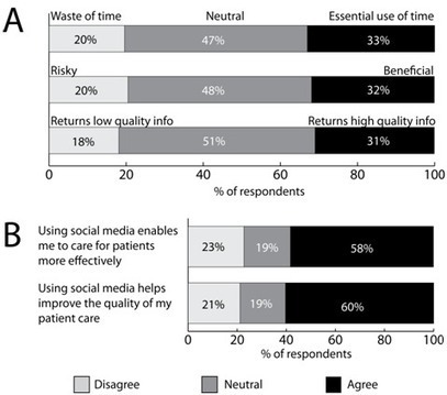 Understanding the Factors That Influence the Adoption and Meaningful Use of Social Media by Physicians to Share Medical Information | Lessons in the Digital Age | Scoop.it