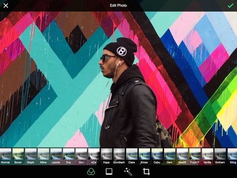 10 Must-Have Photo Apps For The Mobile Photographer - Business Insider | Photodroid | Scoop.it