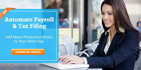 Automating Payroll Offers More Than Just The Streamlined Process - The Human Resources Social Network   Employee Benefits Administration   Scoop.it