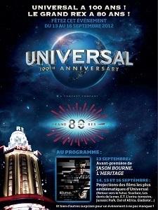 Universal fête ses 100 ans au Grand Rex | Paris Secret et Insolite | Scoop.it