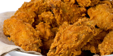 Chocolate-Flavored Fried Chicken Has Arrived | Show Prep | Scoop.it