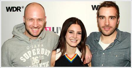 ITW de Lana Del Rey pour la radio allemande 1Live | Lana del Rey | Scoop.it