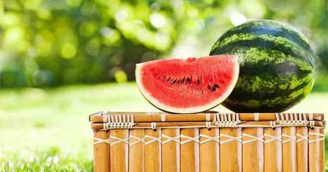 Watermelon: A New Natural Cure for Relieving Sore Muscles | Physical Fitness | Scoop.it