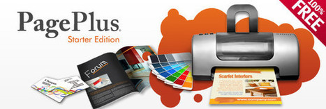 Logiciel gratuit PagePlus Starter Edition 2012 Licence gratuite Creation Faire-part mariage ,naissance ,affiches ,flyers | Flyer | Scoop.it