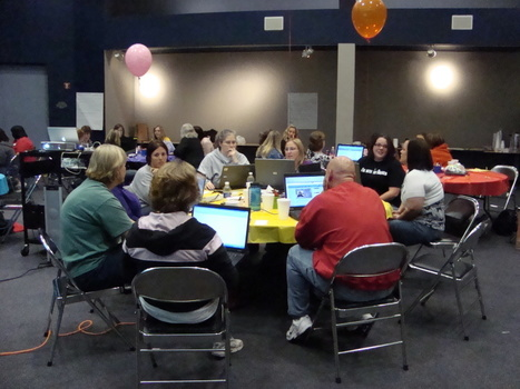 WHIRL Blog: TRC Teachers Strategize PBL Stumbling Blocks - Technology Rich Classroom Program | classroom tech for students and teachers | Scoop.it