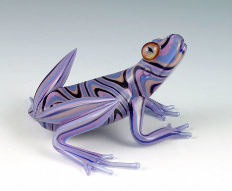 Scott Bisson Brings Whimsical Creatures to Life with Hand Blown Glass | Le It e Amo ✪ | Scoop.it