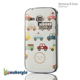 MobPrints008 - Hard Plastic Back Case for Samsung S Duos | Samsung Galaxy S Duos Cases | Scoop.it