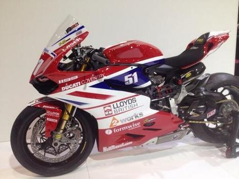 Tweet from @OfficialBSB | Ductalk Ducati News | Scoop.it