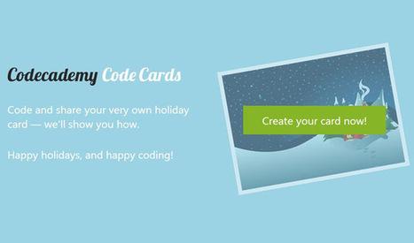 Aprende #HTML y #CSS mandando una postal de Navidad | Diseño y Recursos Web | Scoop.it