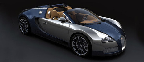 2014 Bugatti Veyron 16.4 Grand Sport Sang Bleu | MyCarzilla | Super cars News | Scoop.it