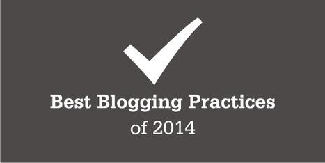 Best Practices before Starting a Blog in 2014 | Bloggingtips | Scoop.it