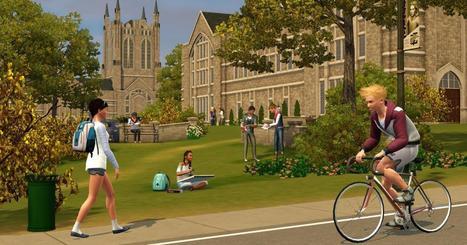 Les Sims 3 University débarquent bientôt sur votre ordinateur ! (Exclu Vidéo) | News and games | Scoop.it