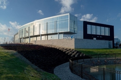 Omnova Solutions HQ building earns LEED certified status from US Green ... - Crain's Cleveland Business   GC's   Scoop.it