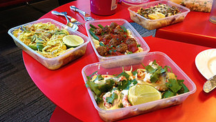 Are you dining 'al-desco'? | English Usage for French Insights | Scoop.it