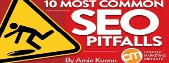 De 10 meest voorkomende SEO valkuilen | Content Marketing | Zoekmachine Marketing | Scoop.it