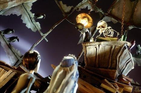 Visionneuse de Les Noces funèbres | L'étrange petit monde de Tim Burton | Scoop.it