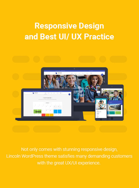 Best Learning Management System (LMS) WordPress Themes | Collection of creative themes and templates. | Scoop.it