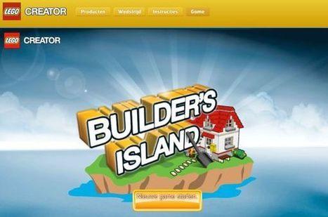LEGO DIGITAL DESIGNER 4.3: digitaal bouwen met LEGO [software] « Manssen.nl ~ Vanaf de zijlijn   kabaolok   Scoop.it