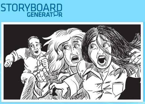 Storyboard Generator, generador de guiones gráficos | LabTIC - Tecnología y Educación | Scoop.it