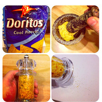 Stuffing Cool Ranch Doritos in a Pepper Grinder Is How You Bottle Genius | Troy West's Radio Show Prep | Scoop.it