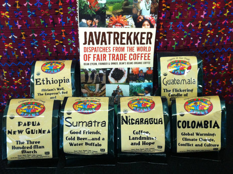 Founder Of Fair Trade Coffee Company Wins 'Nobel Prize Of Business' | Business on the Rise | Scoop.it