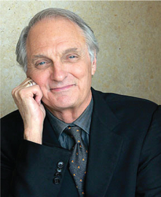 Alan Alda: DISCUSSIONS ON DYSLEXIA  at The Kildonan School - Broadway World | Students with dyslexia & ADHD in independent and public schools | Scoop.it
