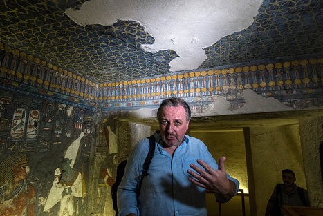 Egypt to do more tests on King Tutankhamun's tomb in search for Nefertiti   Art Daily   Kiosque du monde : Afrique   Scoop.it