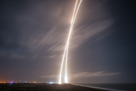 Historic Falcon 9 Booster to Go on Display at SpaceX HQ | More Commercial Space News | Scoop.it