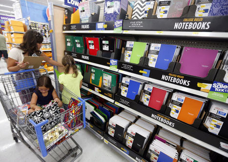 Stores have a solid start to back-to-school season - Richmond Times-Dispatch | Online Shopping Services | Scoop.it