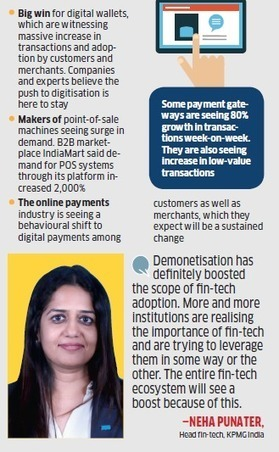 Demonetisation: How India's internet commerce industry is coping with currency recall | Internet in Asia-Pacific | Scoop.it