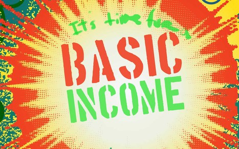 Is Minimum Wage Another Distraction? Let's talk Basic Income, Shall We?   Basic Income & Negative Income Tax   Scoop.it