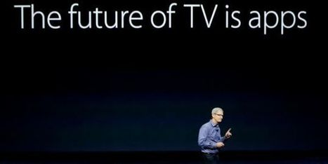 From TVs to the work desk, Apple wants iOS everywhere to be your companion for life | Technology | Scoop.it