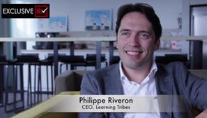 3 min avec Philippe Riveron, CEO, Learning Tribes | Numérique & pédagogie | Scoop.it