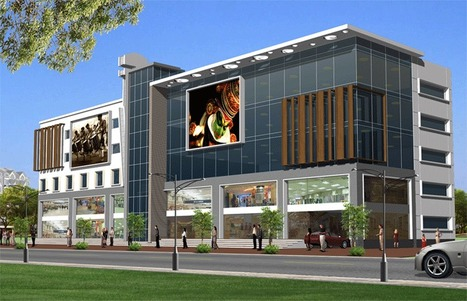 Choice Centre Secunderabad - Buy Commercial Property | Best Commercial Properties for Sale in Hyderabad | Real Estate | Scoop.it