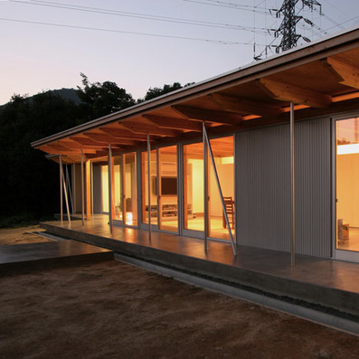 B House in Shimasaki by Anderson Anderson Architecture | sustainable architecture | Scoop.it