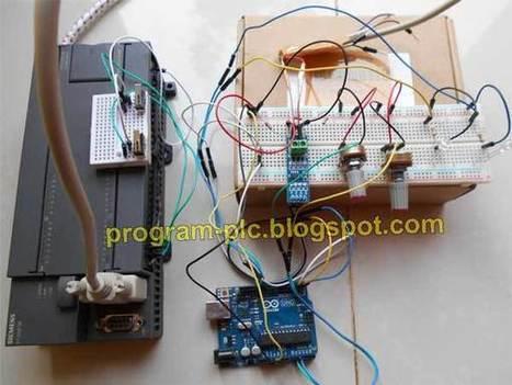 PLC Modbus Master - Arduino Modbus Slave - 2 Wire RS485 Communication Module   Raspberry Pi   Scoop.it