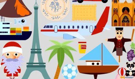 Géographie, trouve une ville : jeu pour enfant | Ressources pour les TICE en primaire | Scoop.it