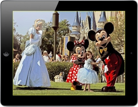 Walt Disney World Using iPads For Improved 'FastPass' System | Winning The Internet | Scoop.it